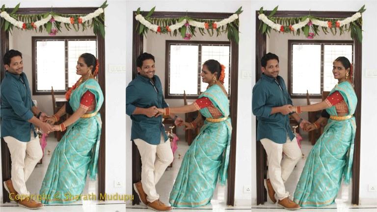 Sucharitha wedding